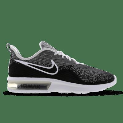 Nike Air Max Sequent 4 Black AO4485-001