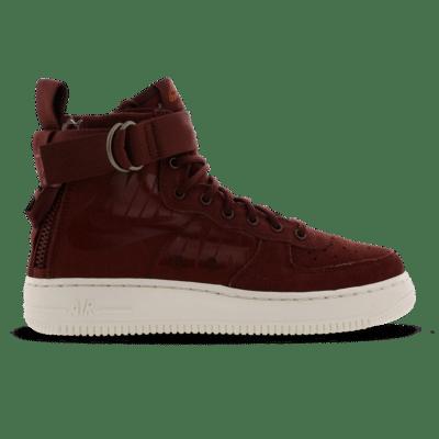 Nike Sf Air Force 1 Brown AJ0424-201