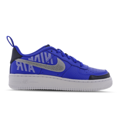 Nike Air Force 1 Under Construction Blue BQ5484-400