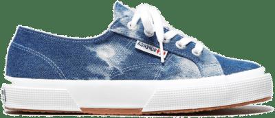 Lage Sneakers Superga 2750 TIE DYE DENIM