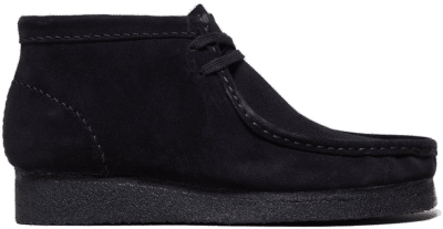 Clarks Originals Wallabee Boot  Zwart 26143837