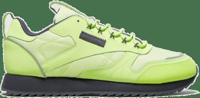 Reebok Classic Leather Ripple Trail Schoenen Neon Lime / True Grey 8 / True Grey 8 EG6670