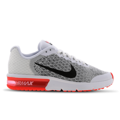 Nike Air Max Sequent 2 White 869993-100