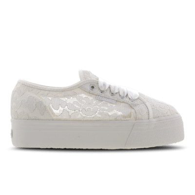 Superga 2790 Frostedsyntlacew Silver S00EH10-936
