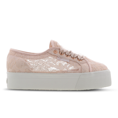 Superga 2790 Frostedsyntlacew Gold S00EH10-934
