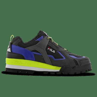 Fila Trailstep Low Black 1010706-25Y