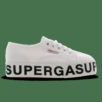 Superga 2790 Cotw Outsole Lettering White S00FJ80-901