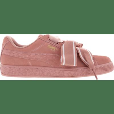 Puma Suede Heart Satin Ii Pink 364084-03