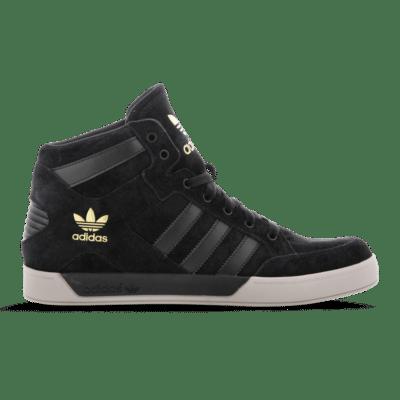 adidas Originals Hardcourt Hi Winterized Black F36698