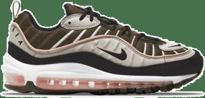 """Nike Wmns Air Max 98 """"Cargo Khaki"""" AH6799-301"""