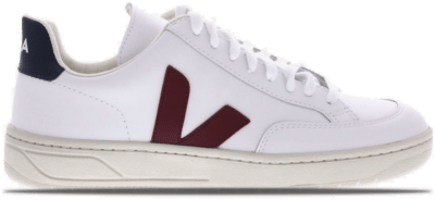 "Veja V-12 Leather ""White"" XD021955"
