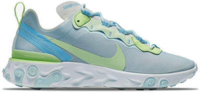 """Nike React Element 55 """"Frosted Spruce"""" BQ2728-100"""
