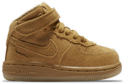 "Nike Air Force 1 Mid LV8 TD ""Wheat"" 859338-701"