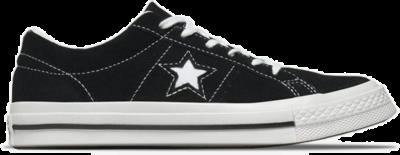 "Converse One Star Ox ""Black/White"" 261794C"