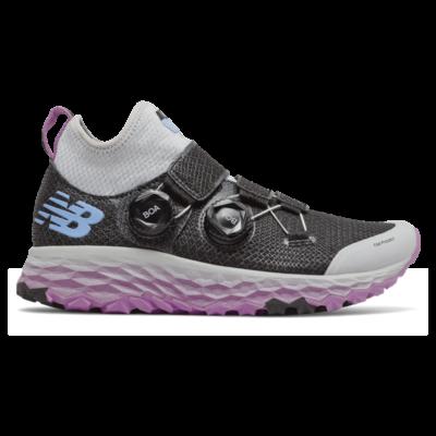 New Balance Fresh Foam Hierro Boa  Black/Light Aluminium/Neo Violet WTHBOABP
