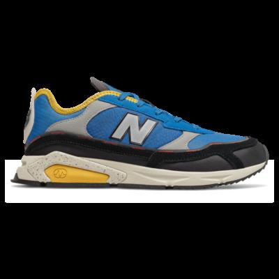 New Balance X-Racer  Neo Classic Blue/Black/Varsity Gold MSXRCHSD