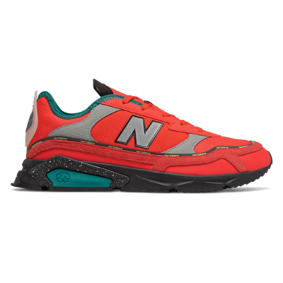 New Balance X-Racer  Neo Flame/Team Teal/Black MSXRCHSB