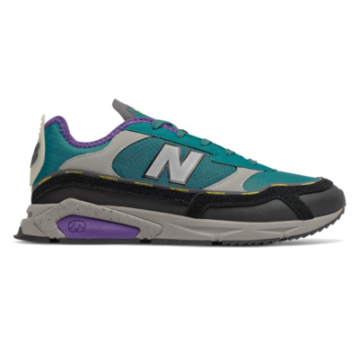 New Balance X-Racer  Team Teal/Black/Prism Purple MSXRCHSC