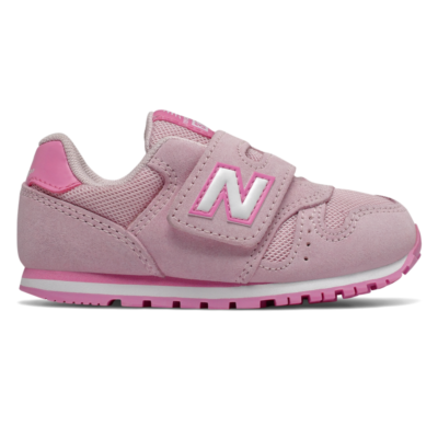 New Balance 373 Hook and Loop  Cherry Blossom/Candy Pink IV373SP