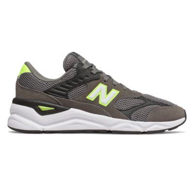 New Balance X-90 Reconstructed  Castlerock/Bleached Lime Glo MSX90TBG