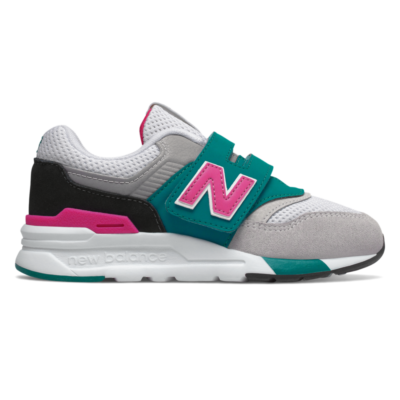 New Balance Hook and Loop 997H  Amazonite/Carnival PZ997HZH