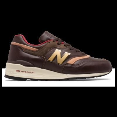 New Balance Made in US 997 – Brown/Tan (Grösse EU 46.5) Brown/Tan M997PAH