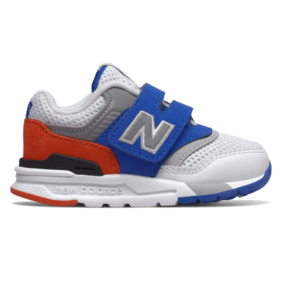 New Balance Hook and Loop 997H  Vivid Cobalt/Coral Glow IZ997HZJ
