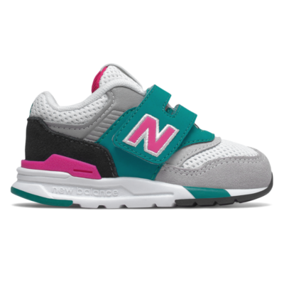 New Balance Hook and Loop 997H  Amazonite/Carnival IZ997HZH