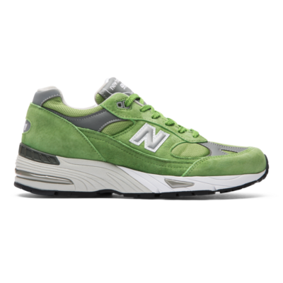 New Balance 991 Green/Grey/White M991GRN