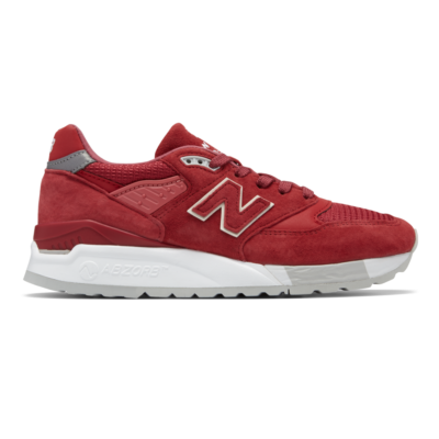 New Balance Made in US 998  Red/White W998RBE