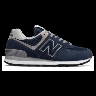 New Balance 574 Core  Navy/White WL574EN