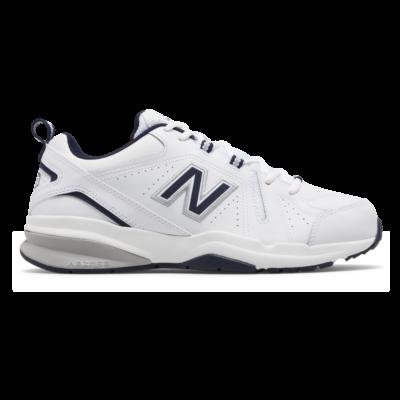 New Balance 608v5  White/Navy MX608WN5