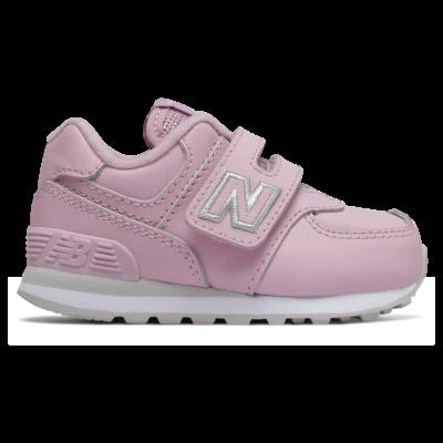 New Balance 574 – Oxygen Pink/Light Aluminum (Grösse EU 21) Oxygen Pink/Light Aluminum IV574ERP