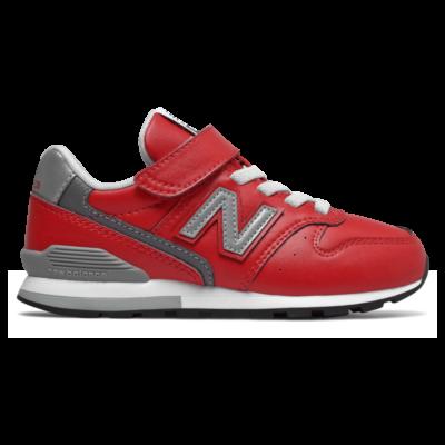 New Balance 996v2  Red/Grey YV996LRD