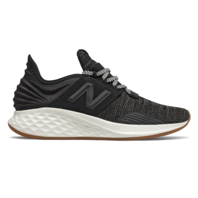 New Balance Fresh Foam Roav Knit  Black/Sea Salt WROAVKB