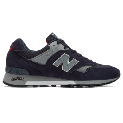 New Balance Made in UK 577  Navy/Grey/Red M577NGR