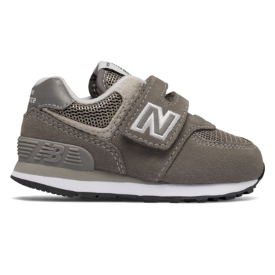 New Balance Hook and Loop 574 Core – Grey (Grösse EU 24) Grey IV574GG