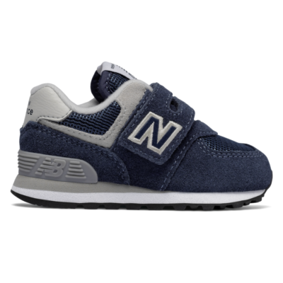 New Balance Hook and Loop 574 Core – Navy/Grey (Grösse EU 24) Navy/Grey IV574GV