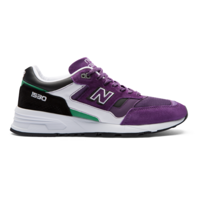 New Balance Made in UK 1530 Racq Pacq  Purple/Black/Green M1530CRT