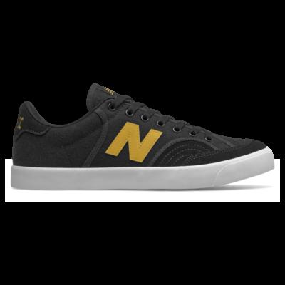 New Balance Pro Court 212  Black/Yellow NM212CAL