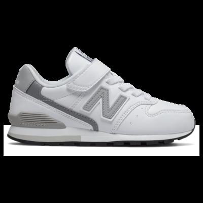 New Balance 996v2  White/Grey YV996LWH