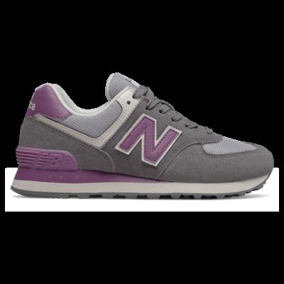 "New Balance WL 574 ""Grey"" 766841-50-12"