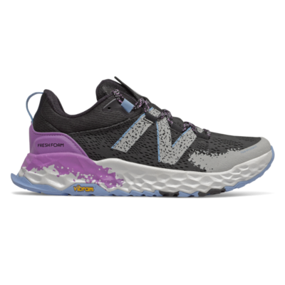 New Balance Fresh Foam Hierro v5  Black/Neo Violet/Linen Fog WTHIERP5