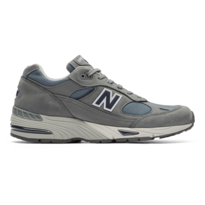 New Balance Made in UK 991 – Grey/Navy (Grösse EU 43) Grey/Navy M991NGN