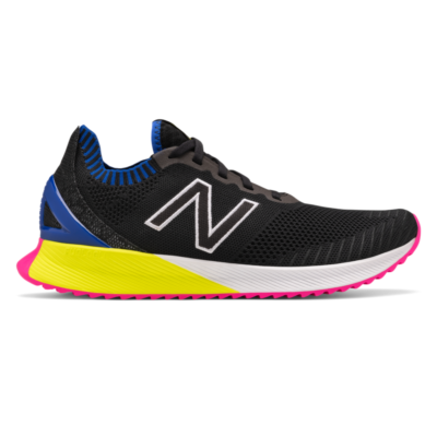 New Balance FuelCell Echo  Black/UV Blue/Sulphur Yellow MFCECSB