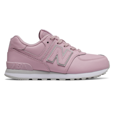 New Balance 574  Oxygen Pink/Light Aluminum PC574ERP
