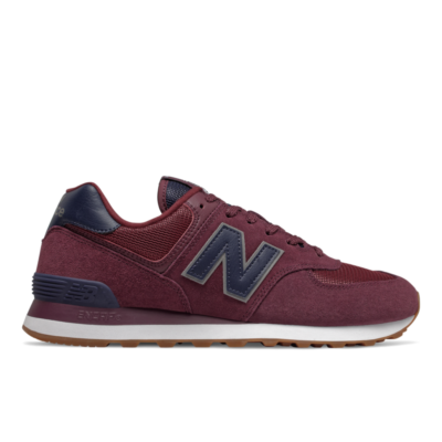 New Balance 574 Super Core Burgundy/Navy ML574SPQ