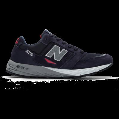 New Balance Made in UK 575  Navy/Grey/Red MTL575NG