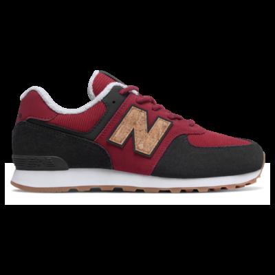 New Balance 574  Red Jasper/Red/Phantom PC574KWS