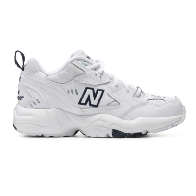 Damen New Balance 608 White WX608WT